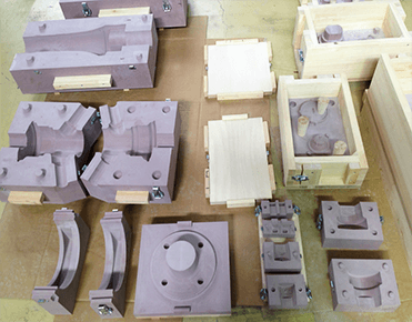木型の設計・製作
